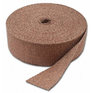 "(11032) Generation II Copper Exhaust Insulating Wrap - 2"" x 50'"