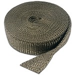 (11042) Carbon Fiber Exhaust Insulating Wrap - 2