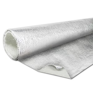 "(14001-50) Aluminized Heat Barrier - 40"" x 50'"