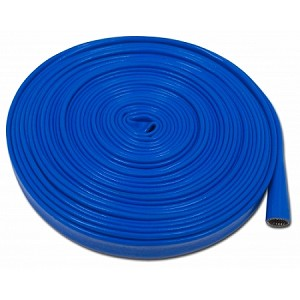 "(14045) Ignition/Plug Wire Sleeving - 3/8"" x 25' - Blue"